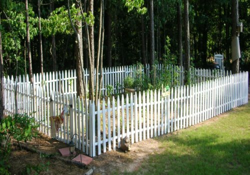 Build Your Own WOOD Picket Garden Fence Garden CIVIL WAR Pattern DIY PLANS; So Easy, Beginners Look Like Experts; PDF Download Version so you can get it NOW! (English Edition)