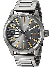 Men's DZ1762 Rasp Gunmetal Watch