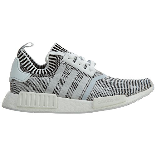White Mixte Black Adulte R1 Grey 363 Baskets Pk Nmd W Adidas wf6qST46