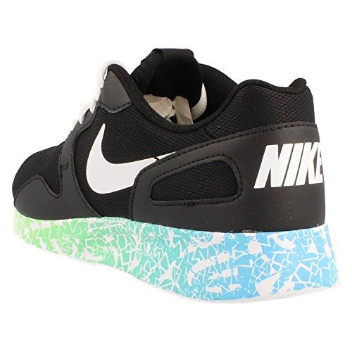 Nike Run Print Kaishi Schwarz Damen Laufschuhe rpqrx5wE