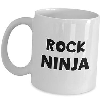 Ninja Geology Science Rock Geologist Gift Mug Nerd Coffee Geek SzVUMLqpG
