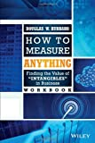 How to Measure Anything Workbook: Finding the Value of Intangibles in Business by Douglas W. Hubbard (15-Apr-2014) Paperback