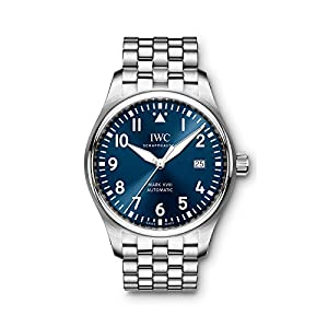 New IWC Pilots Le Petit Prince Mark XVIII Stainless Steel 40 mm Watch IW327014