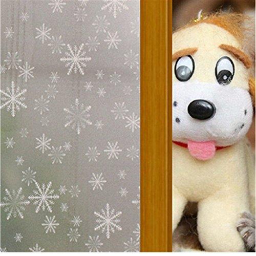 UPC 712069782918, EVTECH Vinyl Adhesive Free Decorative Window Film Privacy Residential Window Film Door Privacy Film 45X200CM, 17.7-by-78.74-inch ,Suitable for Dining room/Closet/Door/kitchen/university/hospital/bedrooms/children room/Garage