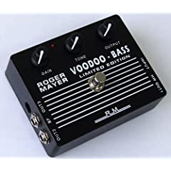 ROGERMAYER Voodoo-Bass Limited Edition