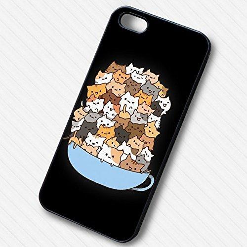 Cup Cats - lxmi pour Coque Iphone 6 et Coque Iphone 6s Case R8R5IU