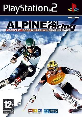 скачать alpine ski racing 2007