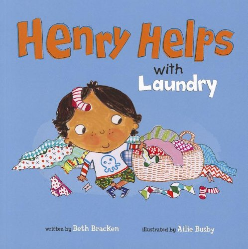 Henry Helps with Laundry ebook