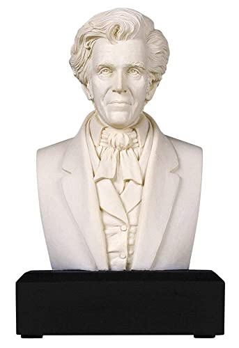 President Andrew Jackson Historical Bust – Great Americans Collection
