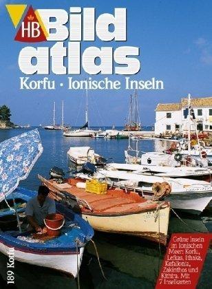 HB Bildatlas Korfu, Ionische Inseln