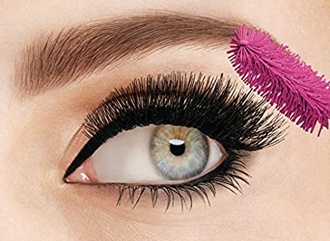 f86f7be333b Amazon.com : Revlon Ultra Volume Mascara, Blackest Black : Beauty