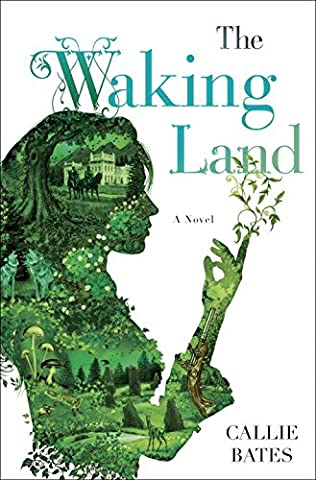 book cover of The Waking Land