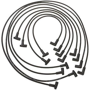 Amazon Com Acdelco 9088s Professional Spark Plug Wire Set Automotive