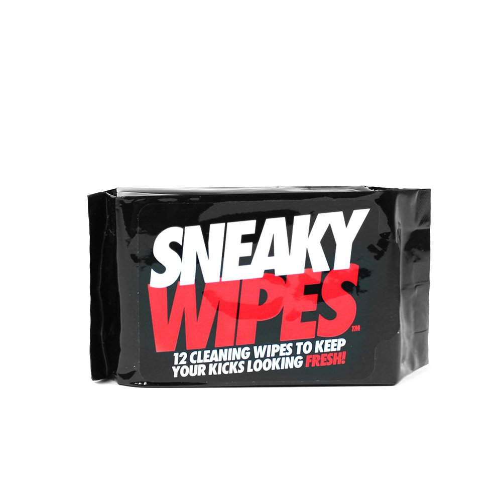 Toallitas Sneaky: Sneaky Wipes BK SBWIP