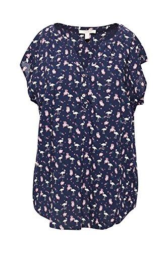 400 Multicolore Donna Esprit Camicia navy xa6IORwqOy