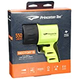 Princeton Tec Sector 5 LED Dive Light, Neon Yellow