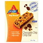 Atkins 37g Day Break Chocolate Chip C...