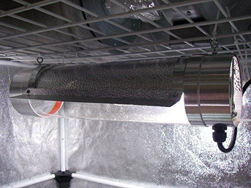 植物育成灯 Cool Tube(直径15cm×長さ60cm)MH/HPS600Wパック B075L4QSTR