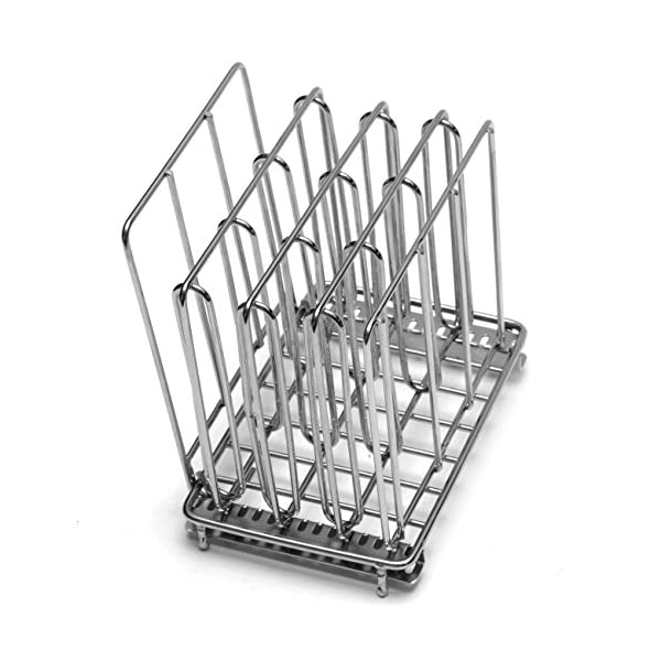 Sous Vide Rack By Lipavi Height 6. 13,2 X 9.8 Inch Model L20 Stainless Steel