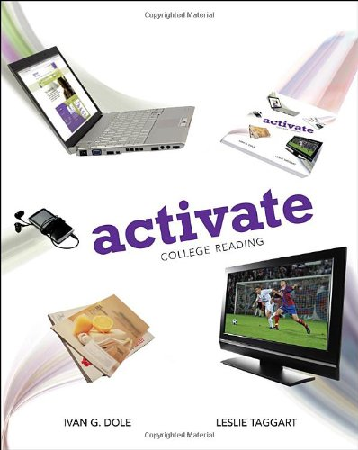 Activate:College Reading