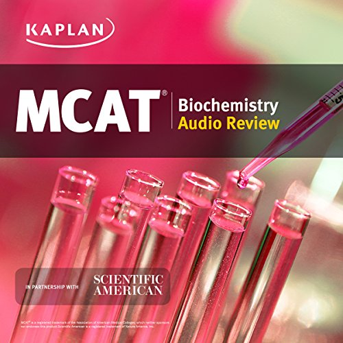 Kaplan MCAT Biochemistry Audio Review