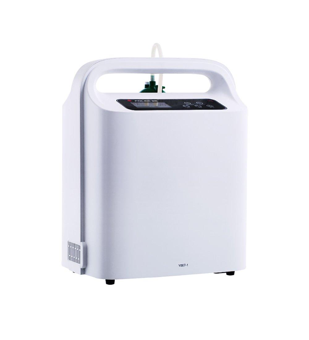 LIQICAI ホーム 酸素濃縮装置 ポータブル 酸素 ジェネレータ リアルタイム モニタリング 1-5L / minアトマイジング 関数 ( サイズ さいず : Model-A ) B0799HJP83