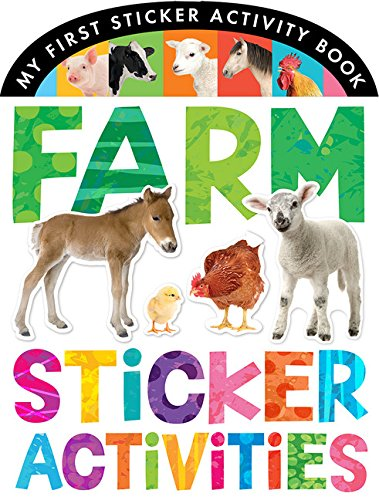 Farm Sticker Activities First Activity product image