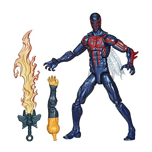 (Marvel Legends Infinite Series Spider-Man 2099 6