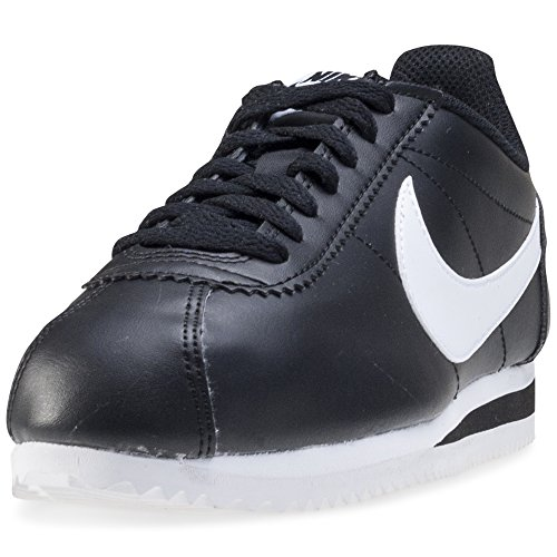 White White da Black Adulto Classic Nero Unisex Fitness Cortez Leather 010 Scarpe Nike Wmns 7vXwPP