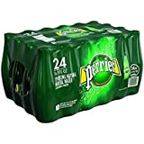 PERRIER Sparkling Mineral Water, 16.9-Ounce Plastic Bottles (24 Count)