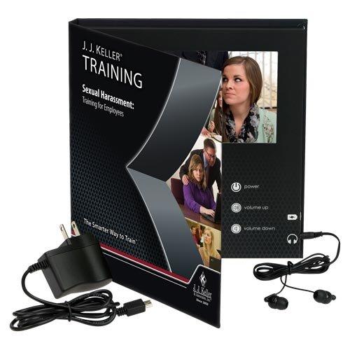 J. J. Keller & Associates, Inc. Sexual Harassment: Training for Employees - Video Training Book - Helps employees learn how to deal with sexual harassment in the workplace. by J. J. Keller & Associates, Inc.