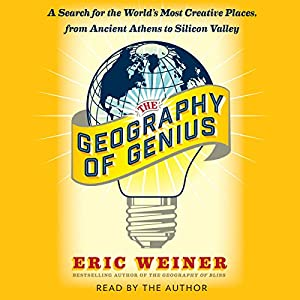 The Geography of Genius Audiobook