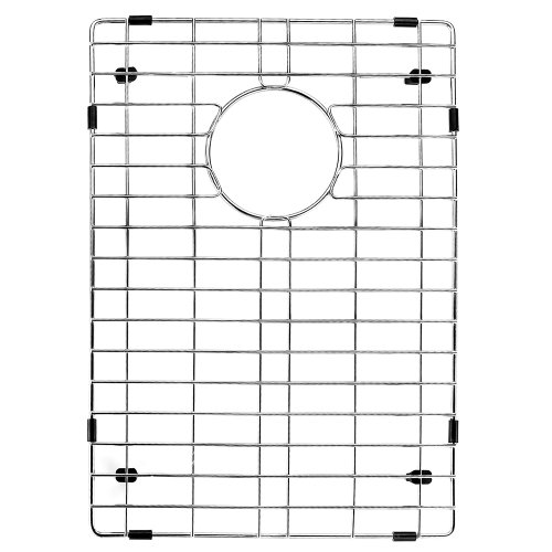 VIGO Stainless Steel Bottom Grid, 12.75-in. x 17.75-in. by VIGO