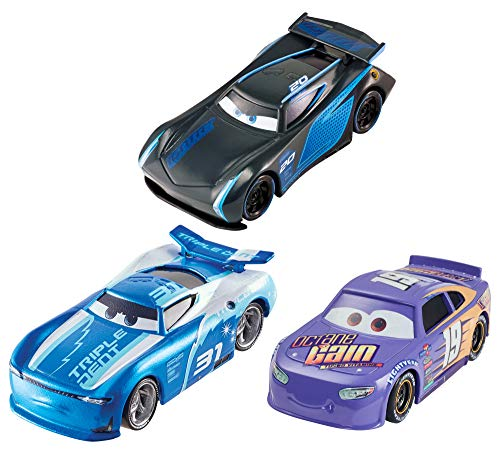 Disney Pixar Cars Next Gen Racers 3-Pack from Disney Cars Toys