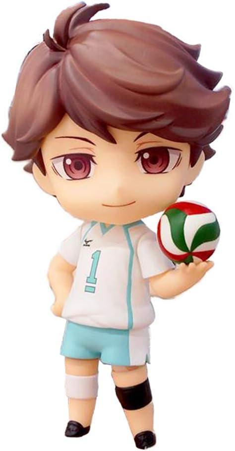 lunanana Haikyuu! Ak chion Figur Kozume Kenma Oikawa Tooru Figur//PVC Figur//Nyyl Figur//Kotte Cchibe Faniru Anime Gers 10cm