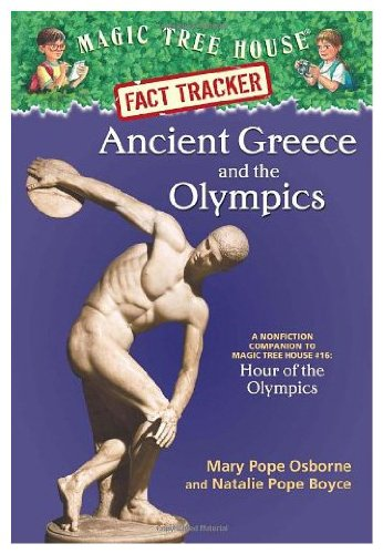 Download Magic Tree House Fact Tracker #10: Ancient Greece and the Olympics PDF