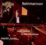 Rachmaninov: Corelli Variations, Opus 6, Six Moments Musicaux