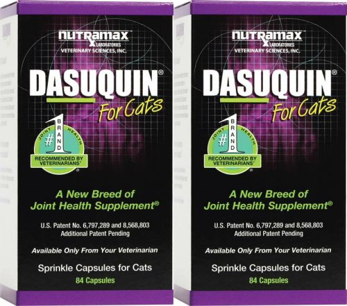 Nutramax Dasuquin Capsules for Cats 168ct (2 x 84ct)