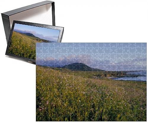 Photo Jigsaw Puzzle of Montana De Cro State Park