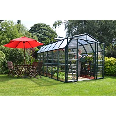 Buy a Greenhouse Rewarding Hobby for All