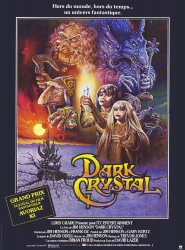 The Dark Crystal movie poster print