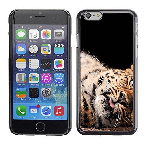 "Premio Sottile Slim Cassa Custodia Case Cover Shell // V00003554 leopard cub // Apple iPhone 6 6S 6G PLUS 5.5"""