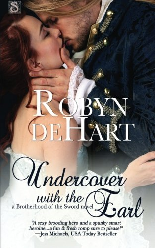 book cover of Undercover with the Earl