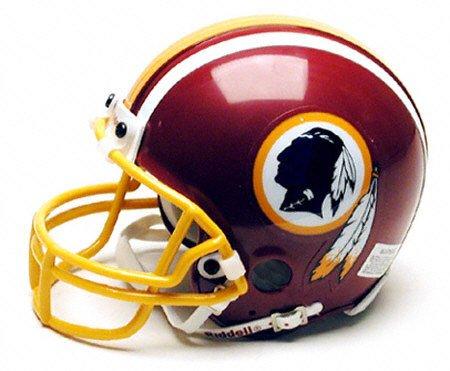 Washington Redskins Replica Riddell Mini Helmet (Washington Mini Nationals Helmet Riddell)