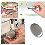 Toyofmine Removing Garlic Odor Stainless Steel Kitchen Useful Tool