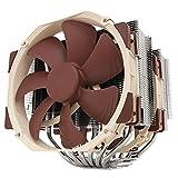 Noctua NF-A15x2 PWM Retail Cooling D-Type Premium CPU Cooler Fan NH-D15