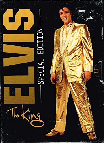 ELVIS PRESLEY THE KING ESPECIAL EDITION 4 DVD's PACK LATIN AMERICAN EDITON IMPORT 1.- THE LAST 24 HOURS 2.- ELVIS ON TOUR 3.- ELVIS #1 HITS 4.- ELVIS IN LOS ANGELES