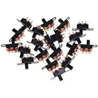Hilai 5V 0.3A - Interruptor de Diapositivas (Tamaño
