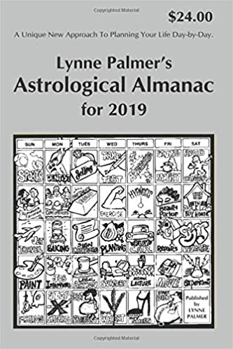 Astrological Almanac for 2019: Lynne Palmer: 9781726129992