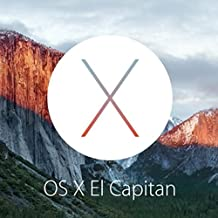 Mac OS X El Capitan 10.11 on Bootable USB Flash Drive for Installation or Upgrade